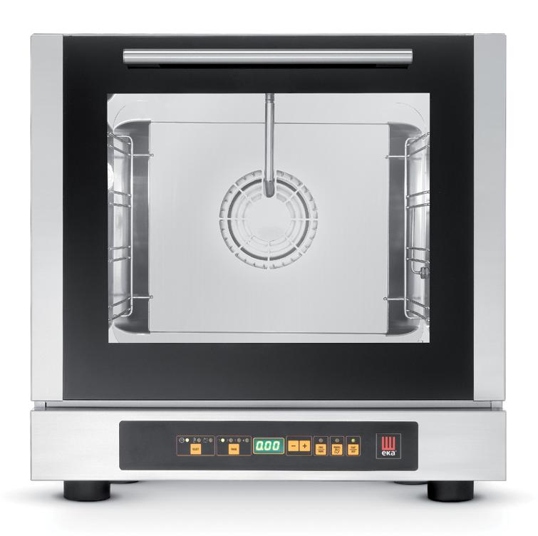 Forno elettrico digitale a convezione con vapore vendita online forni linea snack - Forno con cottura a vapore ...