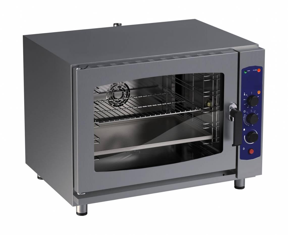 Forno elettrico a convezione gastronomia e pasticceria we5 vendita online forni pasticceria - Forno elettrico combinato ...