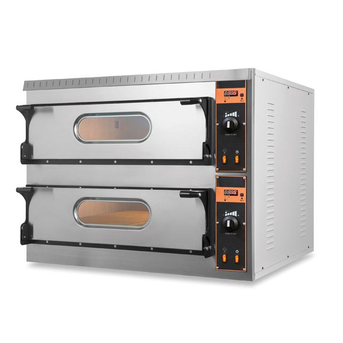 Forno elettrico per pizza el 4 big double vendita online - Forno per pizza elettrico ...