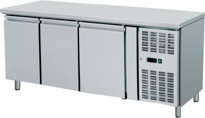 Amitek Banco refrigerato ventilato GN1/1 AK3100TN