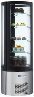 Amitek Espositore refrigerato pasticceria 5 ripiani AK400ETR