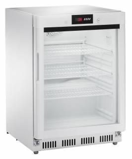Amitek Espositore refrigerato statico digitale con porta a vetri AKD200FG
