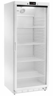 Amitek Espositore refrigerato statico digitale con porta a vetri AKD600RG