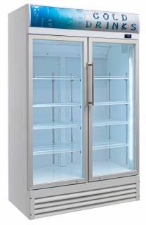 Amitek Espositore refrigerato ventilato per bibite AKP630TNG