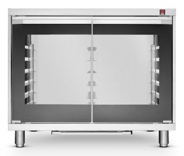 Tecnoeka Lievitatore 12 teglie touch control con umidificazione 2,4 Kw