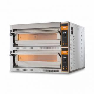Forno elettrico per pizza doppio D-Pro 4 Double