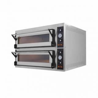Forno elettrico per pizza e pane FE 2 Double