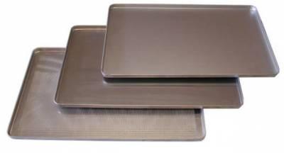 Teglia in alluminio forata - KTF8P/A