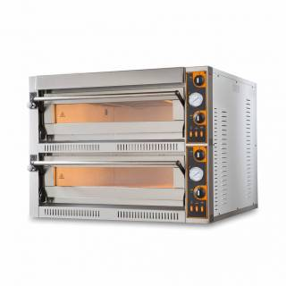 Forno elettrico per pizza doppio Pro 3 Double