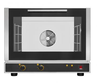 Tecnoeka Forno elettrico ventilato a convenzione con apertura laterale EKF 464 AL P