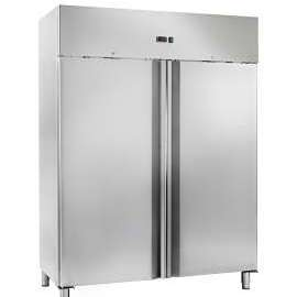 Amitek doppio armadio refrigerato statico GN2/1 AK1200BT