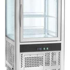 Amitek Espositore refrigerato per pasticceria 3 ripiani AK200PR
