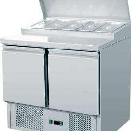 Amitek Saladette refrigerate statiche - AK200S (5xGN1/6)