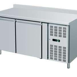 Amitek Banco refrigerato ventilato GN 1/1 con alzatina da 10cm AK2200TN