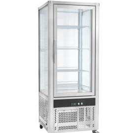 Amitek Espositore refrigerato per pasticceria 4 ripiani AK200PR