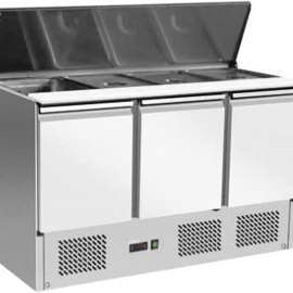 Amitek Saladette Refrigerate Statiche - AK903