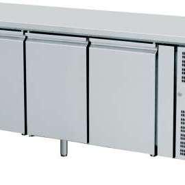 Amitek Banco refrigerato ventilato snack con alzatina AKS4200TN