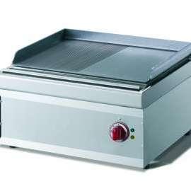 CookTek Fry top elettrico piastra liscia/rigata