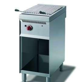 CookTek Griglia gas a pietra lavica