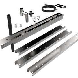 Kit sovrapposizione forni EKF 6 e 7 teglie elettrici