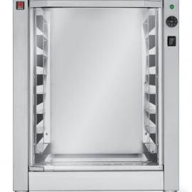 Tecnoeka Lievitatore 8 teglie 1,2 Kw (versione acciaio inox)