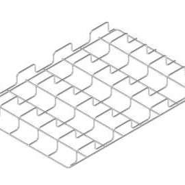 Griglia in AISI 5 canali ondulata - KG5CPX