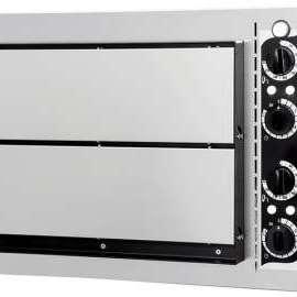 Prismafood forno elettrico meccanico doppia camera Basic 2/40