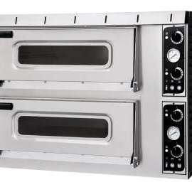 Prismafood forno elettrico meccanico doppia camera Basic 2/50 plus