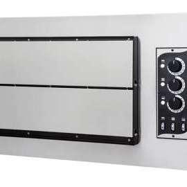 Prismafood forno elettrico meccanico doppia camera Basic 2/50