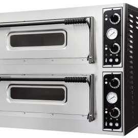 Prismafood forno elettrico meccanico doppia camera Basic Xl 44