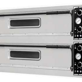 Prismafood forno elettrico meccanico doppia camera Basic Xl 99